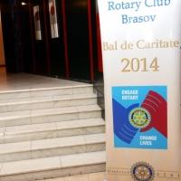 Balul Clubului Rotary Brasov 2014