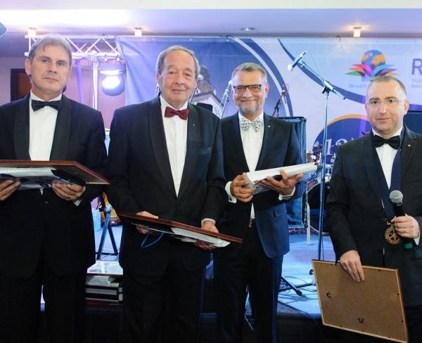 Gala aniversara 85 de ani de la Chartarea Clubului Rotary Brasov