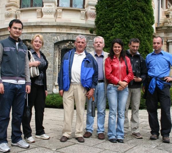 Vizita GSE (Group Study Exchange)