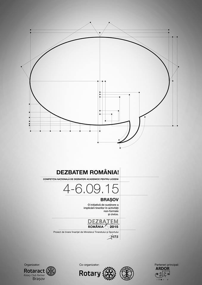 Dezbatem Romania 2015